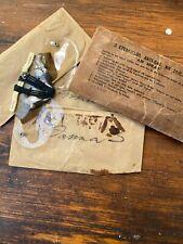 3 Anti Gas Eye shields Wwii Australia unused In Original Packaging 1943