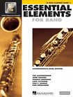Essential Elements for Band Book 1 with EEi Bb Bass Clarinet Band Book 000862571