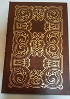 Easton Press 1980  The Effayes of Francis Bacon Leather Collectors Edition