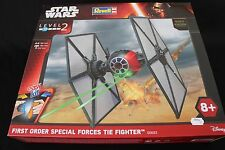 ZB051 REVELL maquette 06693 STAR LEVELS First order special forces tie fighter
