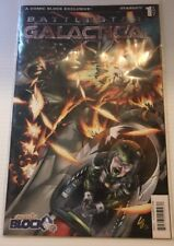 Battlestar Galactica - Dynamite 1 Shot - Comic Block Exclusive