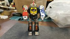 "Voltron Figure Bandai 1995 8"" Action 90's Robot Arms Extend Toy"