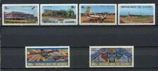 27230) GUINEA 1965 MNH** Nuovi** Seventh anniversary of indipendence 6v