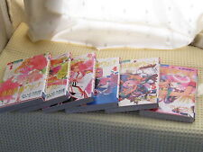 UTENA REVOLUTIONARY GIRL 1-5 Complete Comic Set Book Japan + Theater version