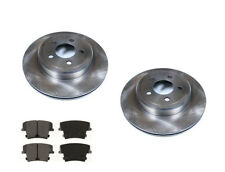 2x Brake Disc & Front Brake Pads Ford Mustang 2005-2012 Canada
