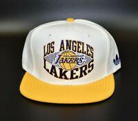 Los Angeles Lakers adidas NBA Men's Adjustable Snapback Cap Hat
