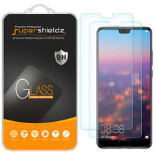 2X Supershieldz Huawei P20 Tempered Glass Screen Protector Saver