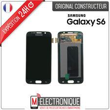 Ecran LCD Noir Original Samsung Galaxy S6 G920