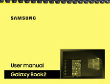 Samsung Galaxy Book 2 Tablet Verizon OWNER'S USER MANUAL