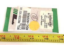 PTD HSS 1.50MM 2AB TWIST DRILL TAPER SHANK QT.12 NIB 029015