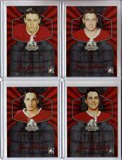 2013-14 ITG Lord Stanley's Mug Autographs #AJB1 Jean Beliveau 1955/56