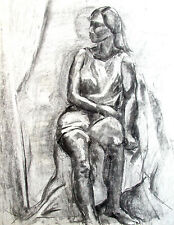 Mary Cane Robinson Seated Woman