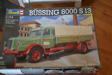 Revell Büssing 8000 S13   1:24 Bausatz