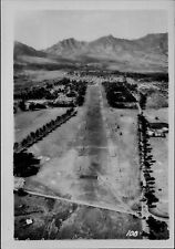 40th Division WWII Photograph Aerial view of the 40th Division in Hawaii