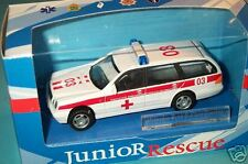 wonderful russian redcross ambulancecar MERCEDES TE320 - white/red - 1/43