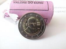 €€€  2 EURO ITALIE 2010 COMMEMO   €€€ lire l'annonce merci