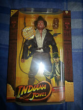 "Hasbro 12""  Indiana Jones Talking figure,  Raiders of the Lost Ark NEW"