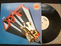 The Draft - S/T - 1985 Private Vinyl 12'' Lp./ Hard Rock Metal