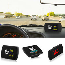 HUD GPS Head-up OBD2 Smart Display Car Speedometer Automatic Diagnosis System
