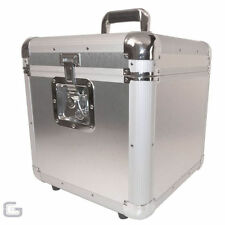 Vinyl Performance & DJ Flight Cases with Carry Handle