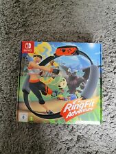 Nintendo Ring Fit Adventure With Box, Game And & Accessories - Mint Condition