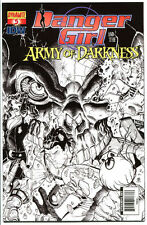 DANGER GIRL / ARMY OF DARKNESS #5, VF/NM, Variant, 2011, more AOD in store