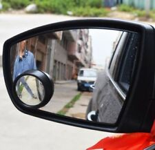 2 x CAR VAN ADHESIVE BLIND SPOT MIRRORS WIDE ANGLE BLINDSPOT CONVEX REVERSE AC54