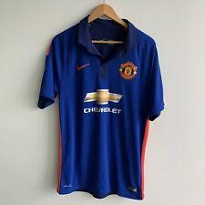 Manchester United Nike Drifit Jersey Polo