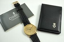 CORUM COIN WATCH $20 U.S COIN WATCH,BOXES,PAPERS & CARD C.1999 BUY IT NOW!