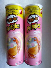 Potato chips Pringles Crab 165 gr x 2 pcs