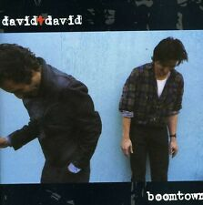 David + David - Boomtown [New CD]