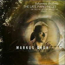 Brahms: The Late Piano Pieces Super Audio Hybrid CD (CD, Jun-2008, Avie)