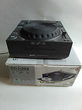 Vintage Gemini CDJ-202 CD Turntable DJ professional table TOP not working
