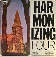 The Harmonizing Four - Happy Home - UpFront Records - Vinyl