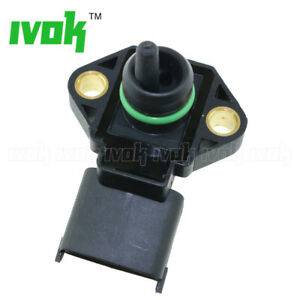 MAP Air Pressure Sensor For Land Rover Discovery 2 Defender TD5 Fiat MHK100640