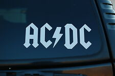 "ACDC Vinyl Sticker Decal HIGH QUALITY Cell Car Window Pick Size 3""-24"" (V452)"