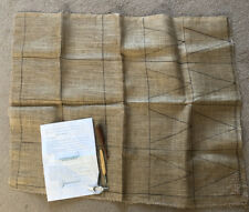 Rag Rug Hessian Products For Ebay