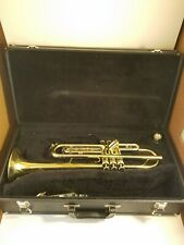 Besson 609 Trumpet w/ Original Case & Besson 7C mouthpiece, a few dents