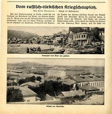 1.WK Felix Baumann russisch-türkischer Kriegsschauplatz Trapezunt Theodosia 1914