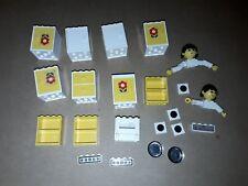 Lot Lego pièces meuble évier personnages et autres 1974 home maker cuisine 263