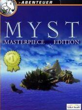 Myst 1 Masterpiece Edition alemán como nuevo