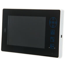 ENNIO 7inch TFT LCD Wireless Video Door Phone Intercom System Monitor