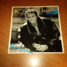 LP FRANCO CALIFANO IL BELLO DELLA VITA RICORDI SMRL 6370 EX/EX+ ITALY 1987 MCZ