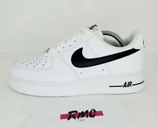 Nike Air Force 1 Low '07 AN20 White Black CJ0952-100 NIB Men's Size 12