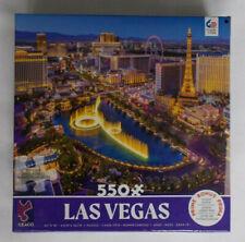 Ceaco 550 Piece Las Vegas Jigsaw Puzzle
