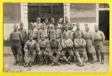 CARTE POSTALE PHOTO MILITAIRES SOLDAT du 39 ème Régiment vers 1920 CASERNE