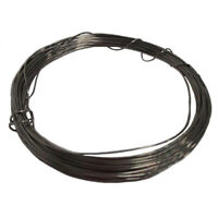 New Stainless Steel 25ft Rabbit Hare Squirrel Trapping Hunting Snare Wire
