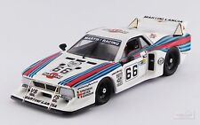 LANCIA Beta Montecarlo Turbo Martini #66 Le Mans 1981 Patrese BEST 1:43 BE9658