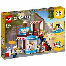 Lego 31077 Creator 1 en 3-modèle Sweet surprises Pool House and Food Corner CAFE