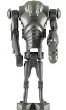 LEGO Star Wars Super Battle Droid Blaster arm Minifigure Pearl Dark silver Gray